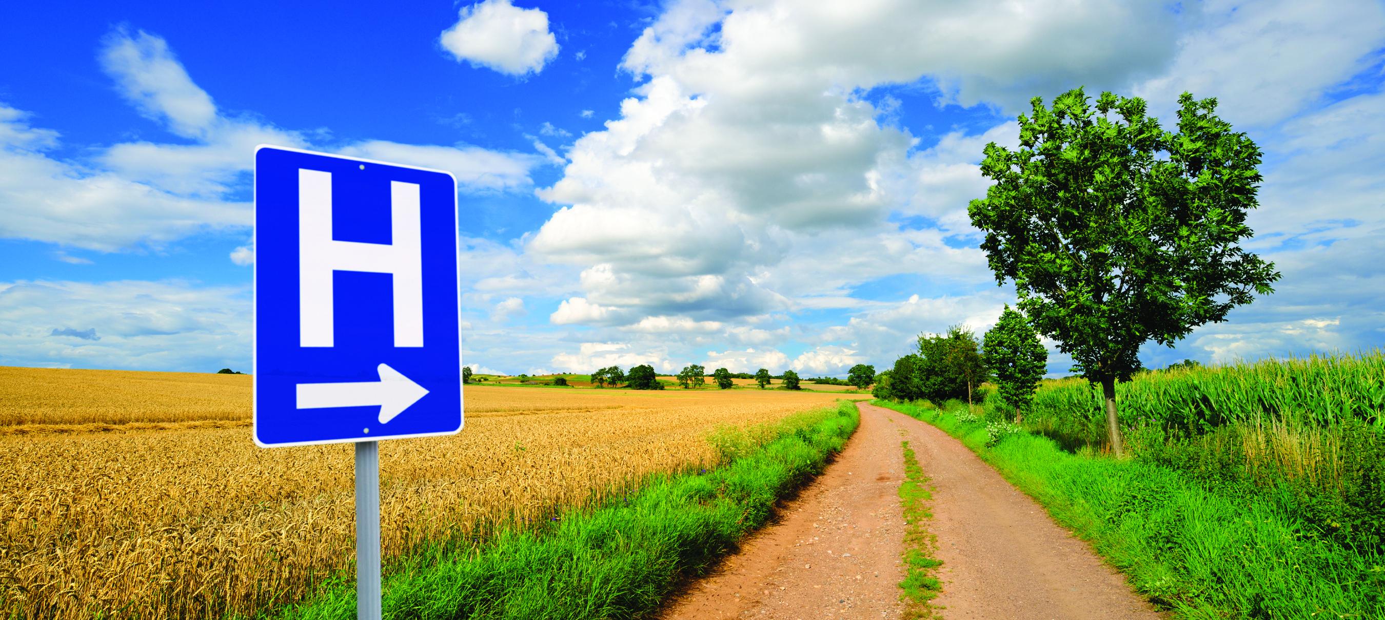 rural Georgia hospitals