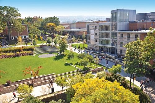 University of Scranton - Best Online MBA in Healthcare Management